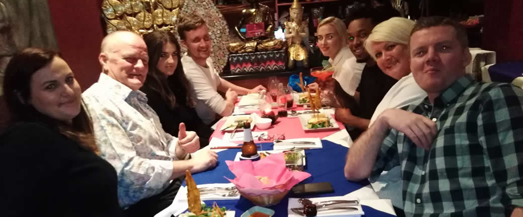 Authentic Thai Dining Rice Thai Restaurant Bedford